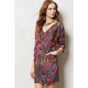 Anthropologie Edme & Esyllte Chromatique Dress